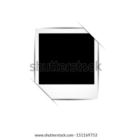 polaroid photo to your family photo album