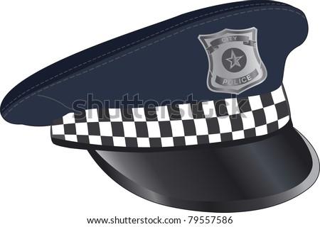 Police city cap