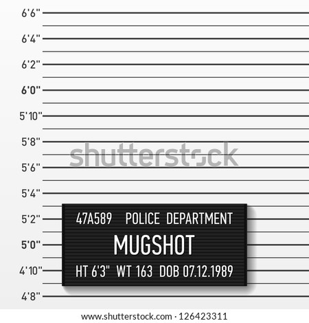 how to find a mugshot for free