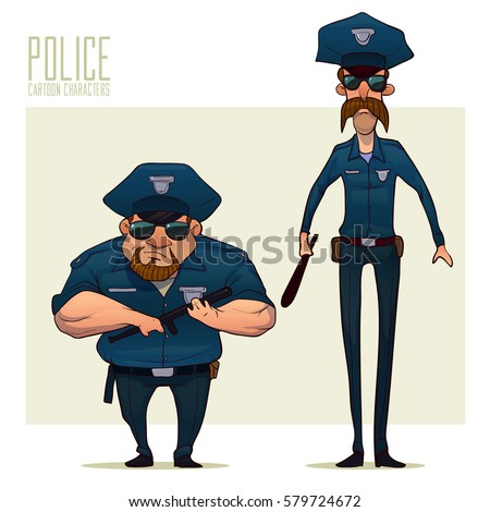 police officers  policeman
