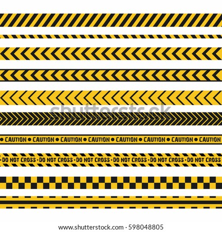 police stripe border  crime