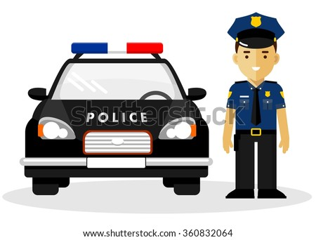Police Car Download Free Vector Art Stock Graphics Images