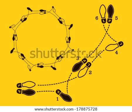 polka dance steps