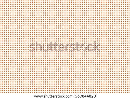 Polka dot pattern. Vector illustration with small circles. Dotted background.