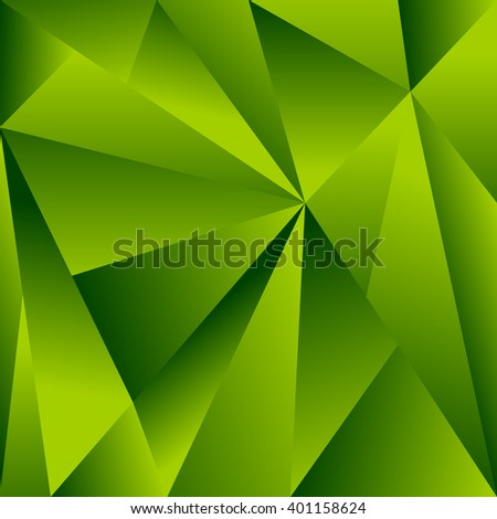 polygonal background with