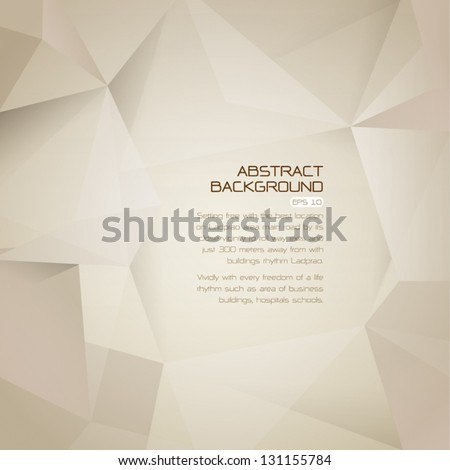 stock-vector-polygonal-design-abstract-geometrical-background