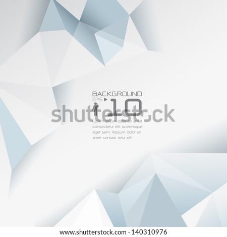 polygonal design   abstract