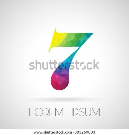 polygonal set rainbow numbers