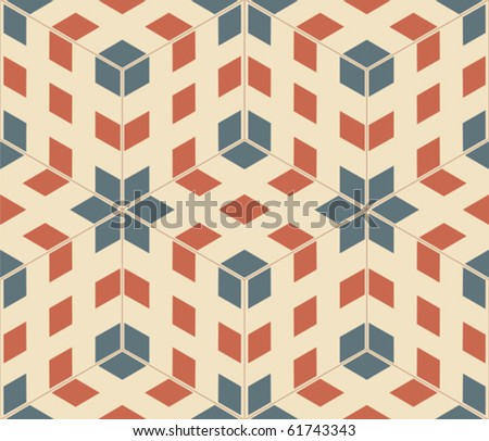 pop art seamless texture, abstract pattern; vector art illustration