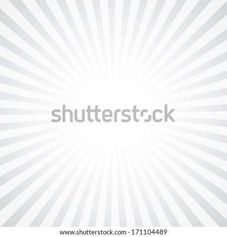 popular abstract white ray star