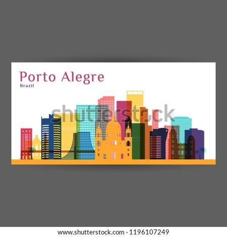 porto alegre city architecture
