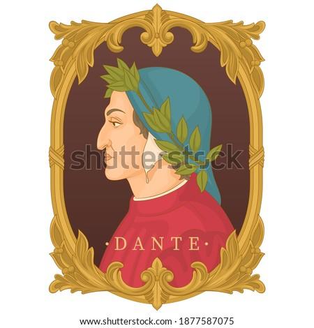 portrait of the famous italian