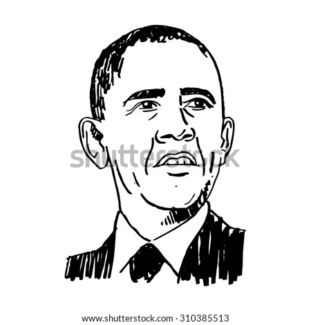 portrait of the president of