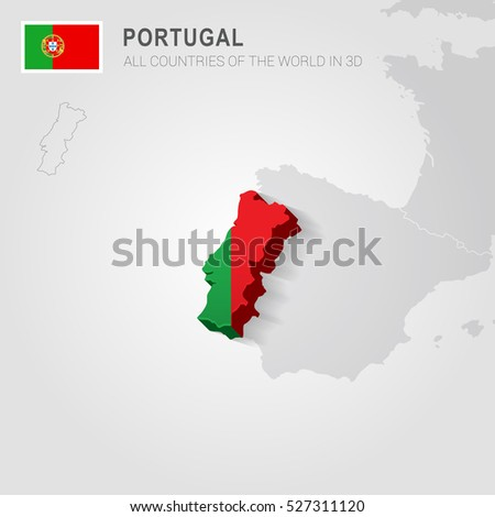 portugal and neighboring