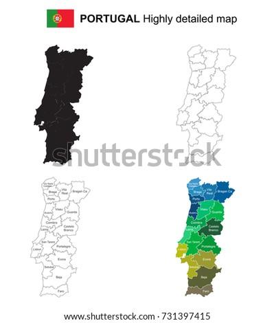 Iconswebsitecom Icons Website Search Icons Icon Set Web Icons - Portugal map icon