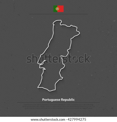 portuguese republic isolated