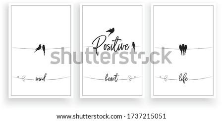 positive mind  positive heart
