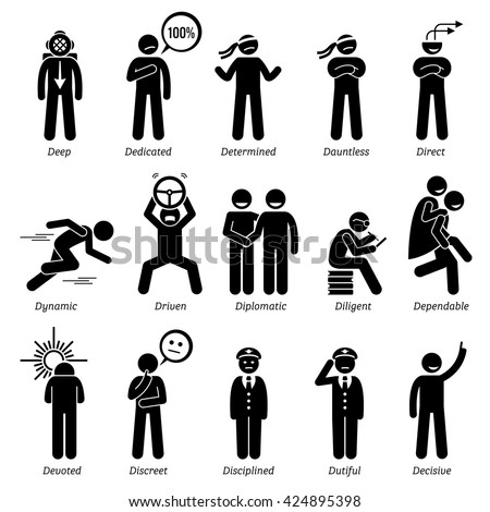 positive personalities