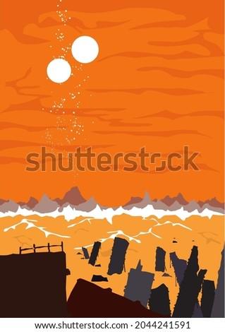 post apocalyptic dystopian dune