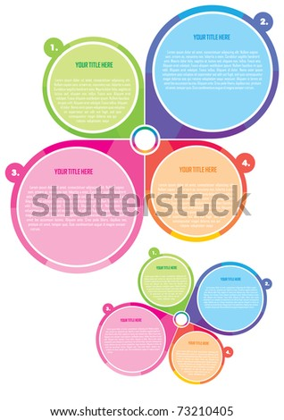 Poster And Brochure Vector Concept