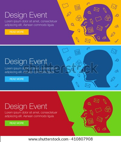 Poster Design Ideas shark week cool poster design inspiration Poster Design For Event Online Course Training Workshop Banner Design Of Ideas Head Ideas Of Layout For Event Training Design Ideas For Hackathon