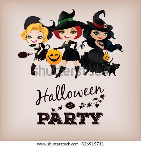 poster design for halloween