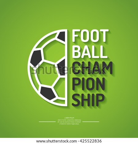poster for the football