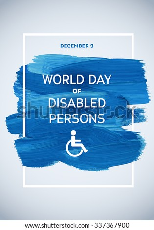 poster international day of