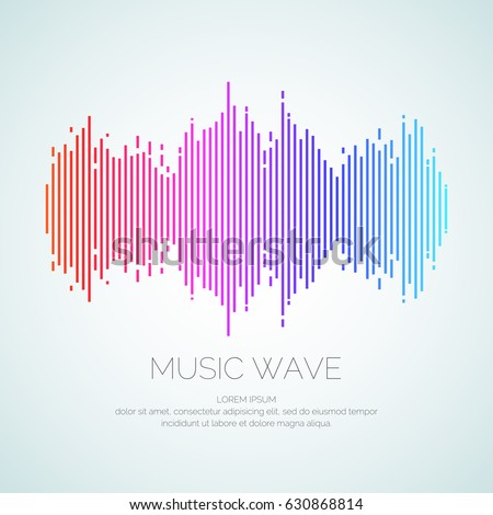 stock-vector-poster-of-the-sound-wave-from-equalizer-vector-illustration-on-light-background