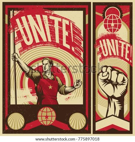 poster revolution propaganda