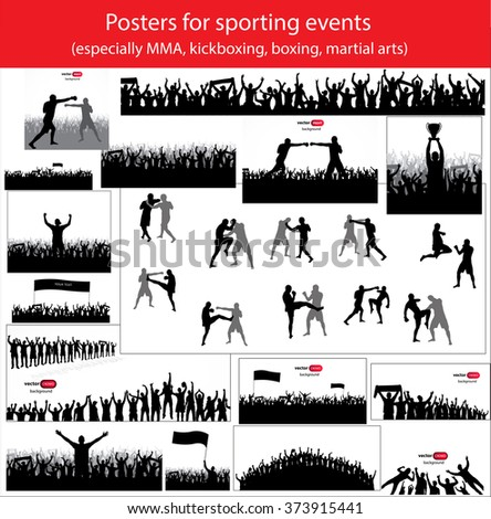 posters for sporting events
