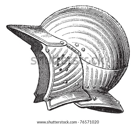Armored Helmet