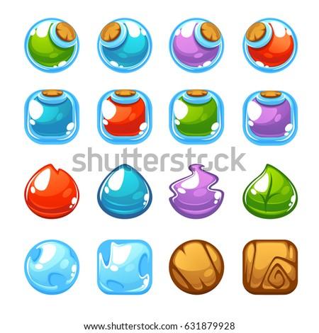 potion maker  bubble shooter