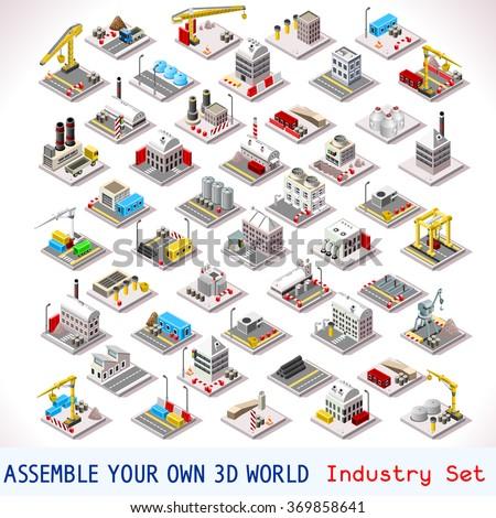 power energy plant urban