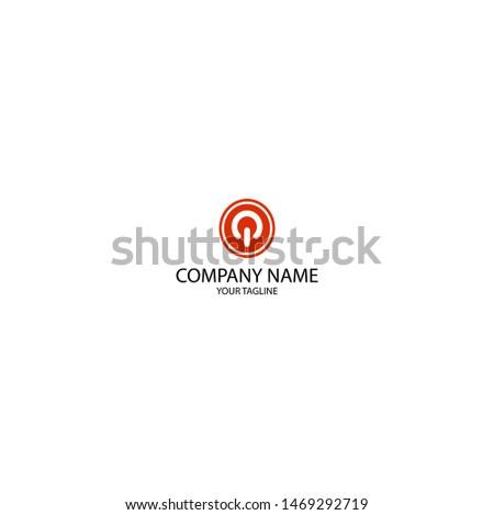 power logo vector, power simple logo design, simple power logo, power vector