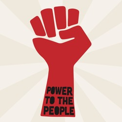 Power to the People.