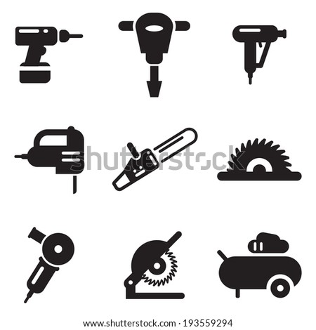 Power Tools Icons