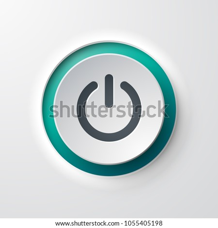 Power web icon #1055405198