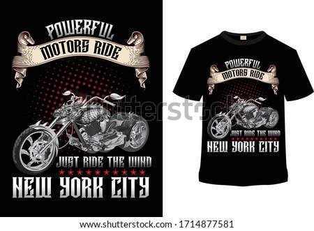 powerful motors ride new york