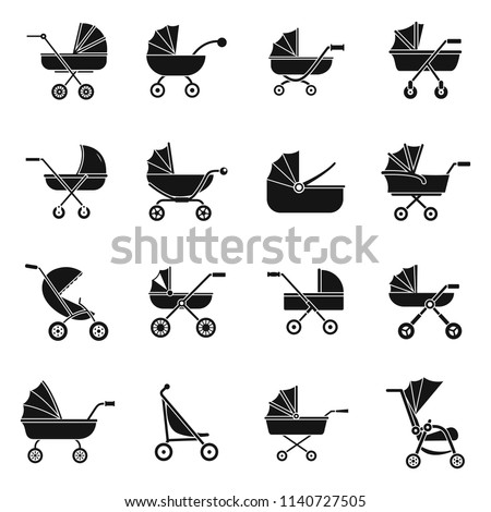pram stroller carriage cradle