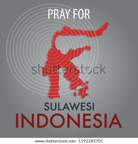 pray for palu sulawesi