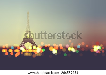 pray for paris   abstract