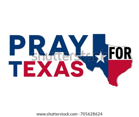 pray for texas  the symbol of