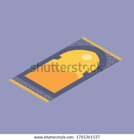 prayer mat perfect for prayer rug islam muslim pray prayer