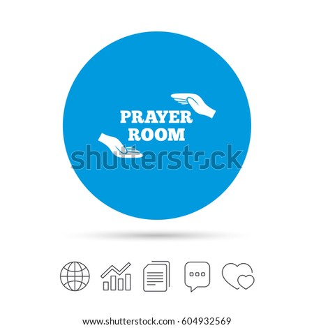 Vector Images Illustrations And Cliparts Prayer Room Sign Icon