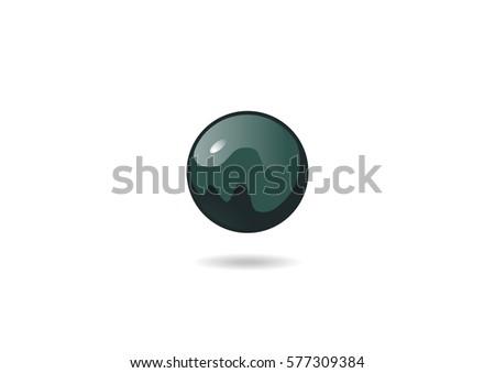 precious stone vector realistic