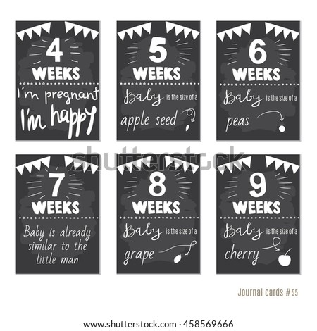 pregnancy journal template free - 9 beautifully designed card templates vector free vector