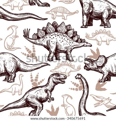 prehistoric dinosaurs reptiles