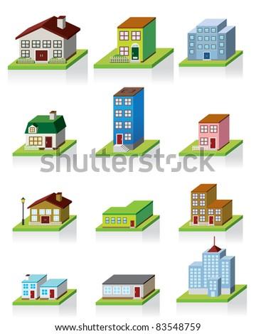 premium 3D houses