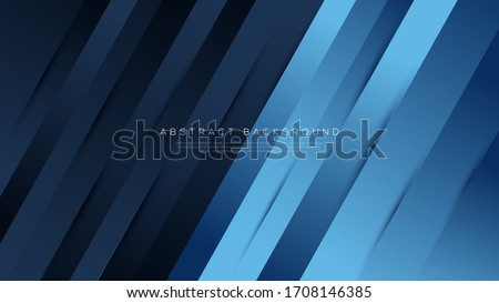 Premium diagonal line abstract colorful background with dynamic shadow. Vector illustration. Eps10